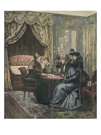 Reading the Tarot Cards