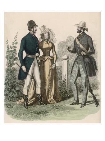 Riding Dress 1841