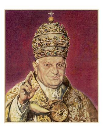 Pope Joannes XXIII (Angelo Giuseppe Roncalli)