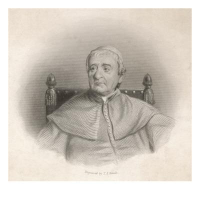 Pope Gregorius XVI (Bartolommeo Capellari)