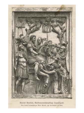 Marcus Aurelius' Triumph