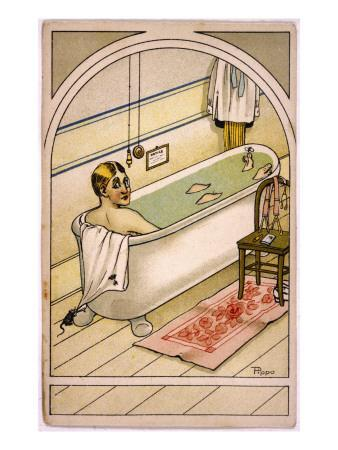 Man in Bath