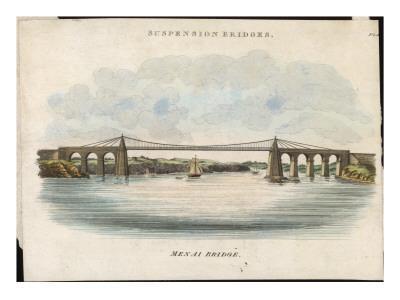 Menai Bridge - Telford