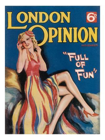 London Opinion 1932