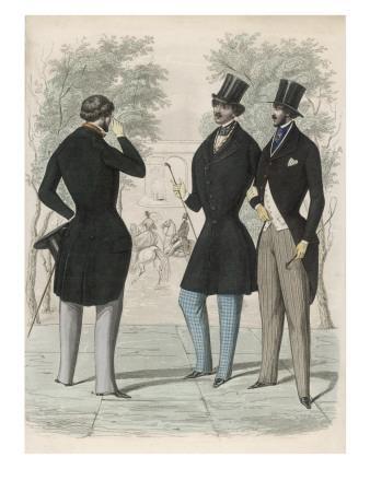 Lonchamps Fashions 1845