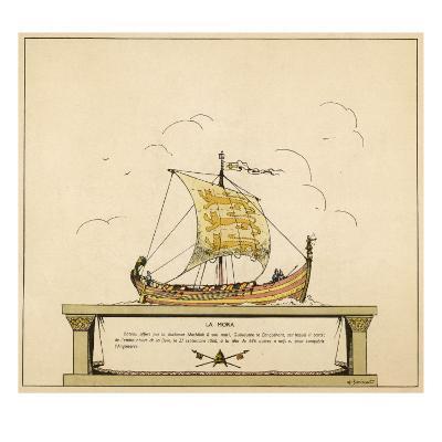 La Mora, William's Ship