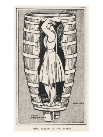Mrs Taylor's Barrel