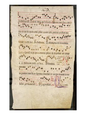 Old Church Music 1500