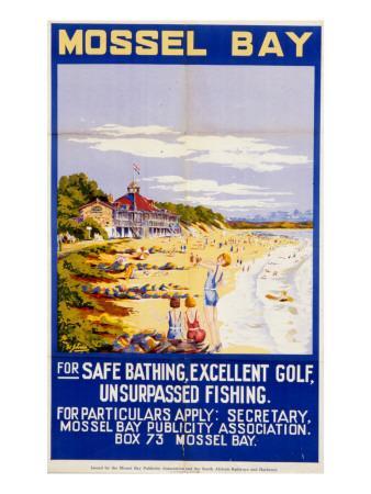 Mossel Bay Poster