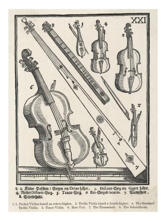Old String Instruments