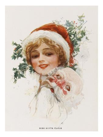 Miss Santa Claus