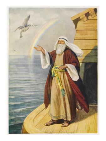 Noah on the Ark