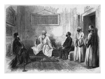 Moslem Wird Christ