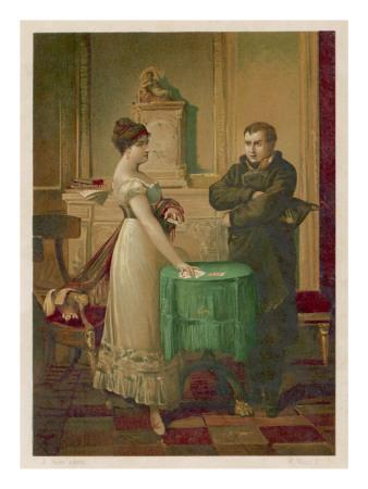 Napoleon and Lenormand