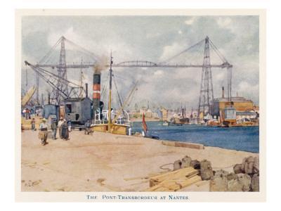 Nantes: the Port