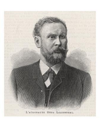 Otto Lilienthal, German Birdman