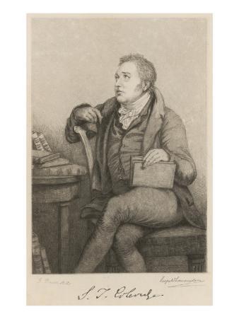Samuel Taylor Coleridge English Poet and Critic
