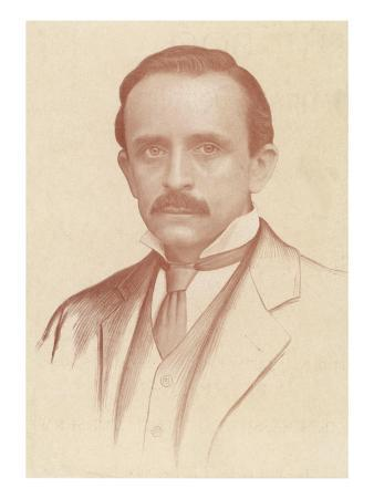 Sir James Matthew Barrie Scottish Novelist and Dramatist, Best known for Writing Peter Pan