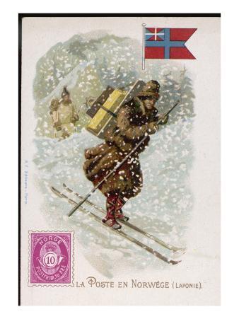 Norway Postman