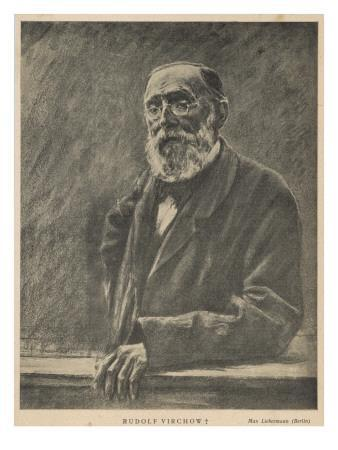 Rudolf Virchow German Medical Scientist and Statesman
