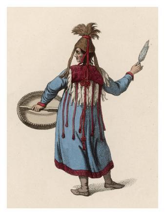 Siberian Shaman