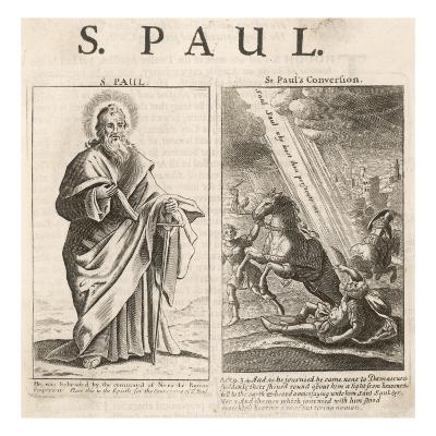 Saint Paul, and His Conversion