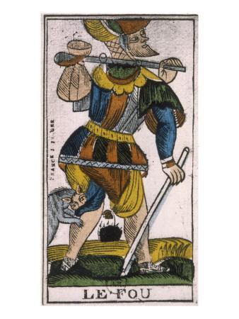 Tarot Le Fou (The Fool)
