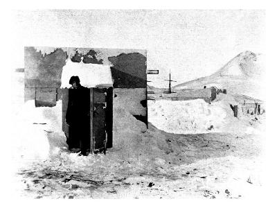 The Magnetic Hut, National Antarctic Expedition, 1902