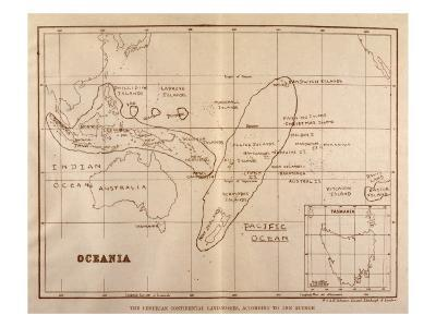 The Location of Lemuria : Lewis Spence's Suggestion