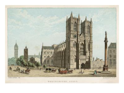 The Abbey on a Sunday