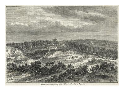 The Heath in the Early Nineteenth Century