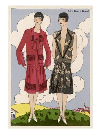 Summer Dresses 1926