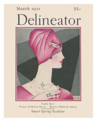 The Delineator March 1927
