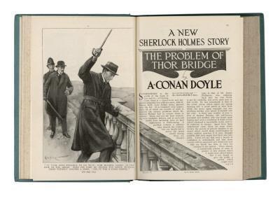 The Problem of Thor Bridge - a Sherlock Holmes Story by Arthur Conan Doyle
