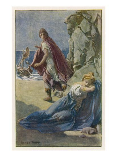 Theseus Ariadne