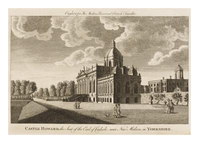 The Seat of the Earl of Carlisle, Near New Malton, Yorkshire