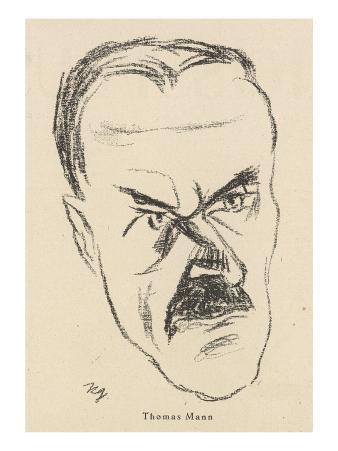 Thomas Mann German Writer
