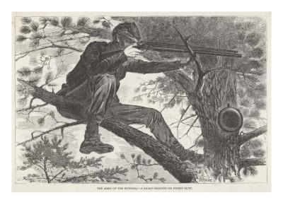 Us Civil War Sharpshooter