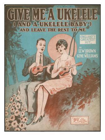 Ukulele Song 1926