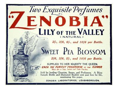 Zenobia Perfumes
