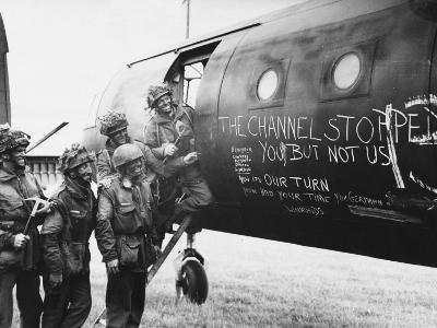 D-Day - Glider Reinforcement Team