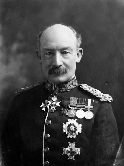 Sir Robert Baden Powell 1900
