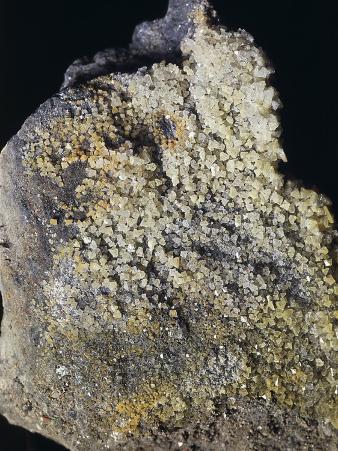 Close-Up of Arsenolite