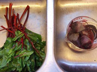 The Dual Life of Beets