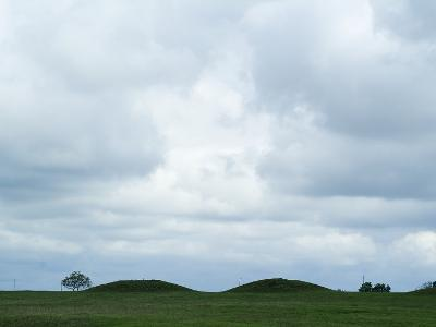 Panoramic View of a Landscape, Oland, Sweden