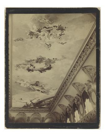 Aimé Morot: Ceiling of City Hall, Nancy (Grand Salon)