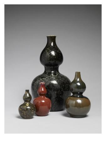 Four Double-Bottle Gourd Imitation of the Immortals