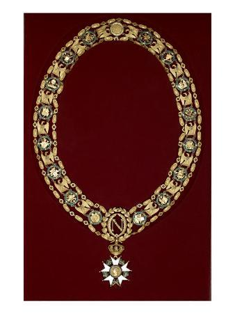 Grand Collar of the Legion of Honour of King Jerome