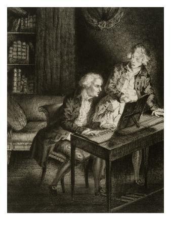 Gluck (Christoph Willibald Von Knight) (1714-1787)