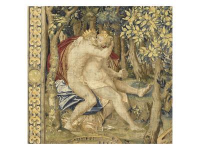 "Hanging of Diane De Poitiers: ""Jupiter and Latona"""